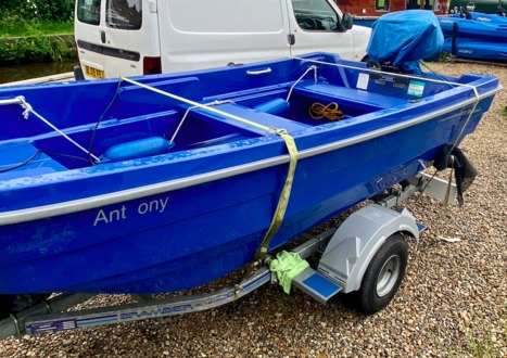 (3) Outhill Fox 330 - Broadland Yacht Brokers