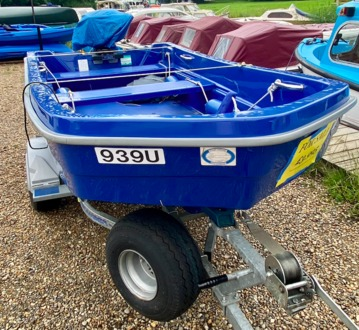 (2) Outhill Fox 330 - Broadland Yacht Brokers